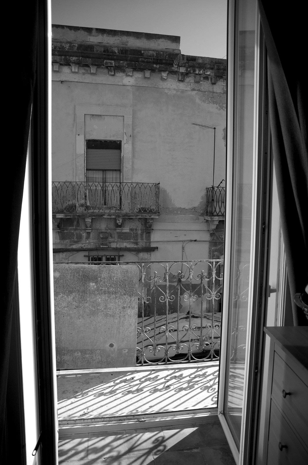 Bio architettura Casa Sabir interno Modica Sicilia Sicily