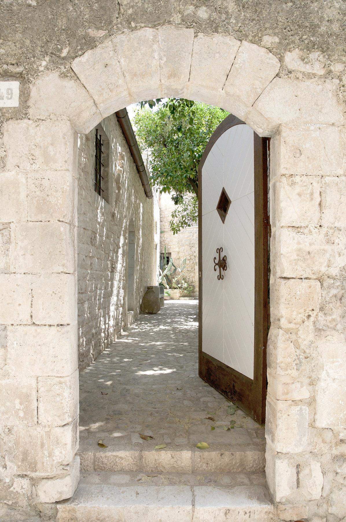 Residenza Hortus Modica Sicilia Sicily Anime a Sud bio architettura